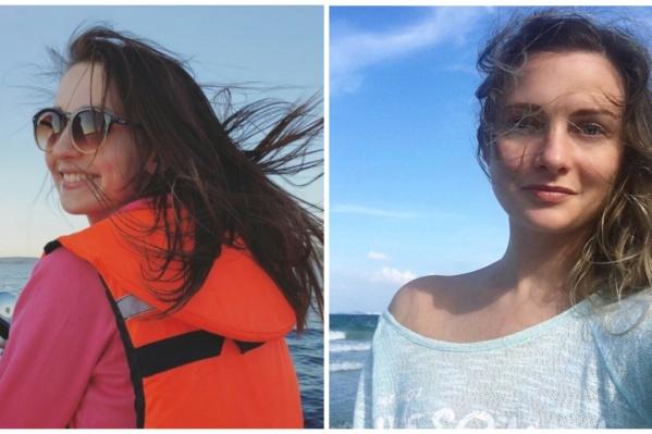 Убийцу Натальи (слева) и Ксении (справа) до сих пор не нашли