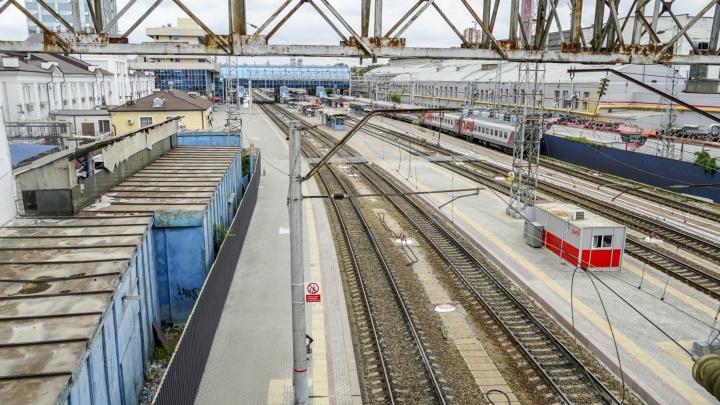 Злоумышленник пытался «заминировать» железнодорожный вокзал в Ростове-на-Дону