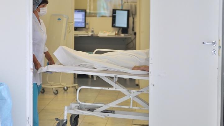 На границе с Россией зафиксированы случаи заражения китайским коронавирусом. Один смертельный