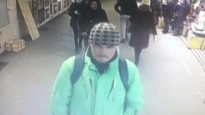 Полиция Перми ищет очевидца грабежа в Саду камней. Видео