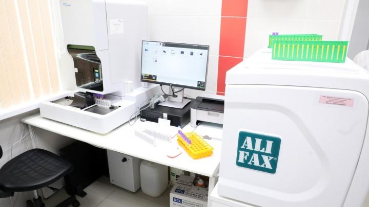 Поликлиника в Заозёрном получила новое оборудование