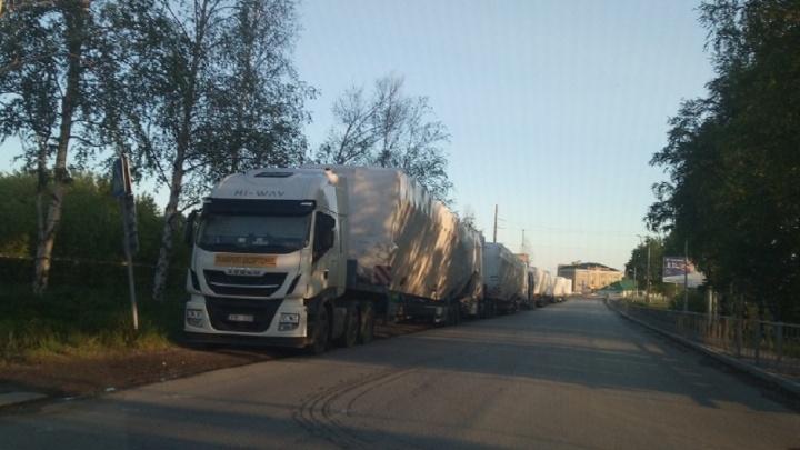 В Пермь привезли пять телетрапов для аэропорта
