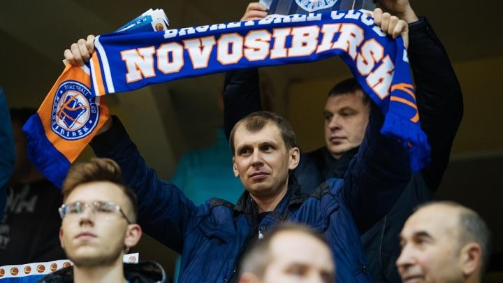 Разгромное поражение:БК «Новосибирск» проиграл питерскому«Спартаку»