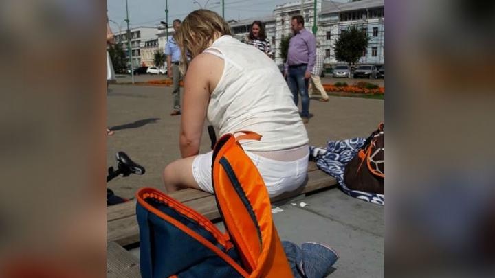 В Ярославле велосипедисты сбили пятилетнюю девочку: мама просит помощи