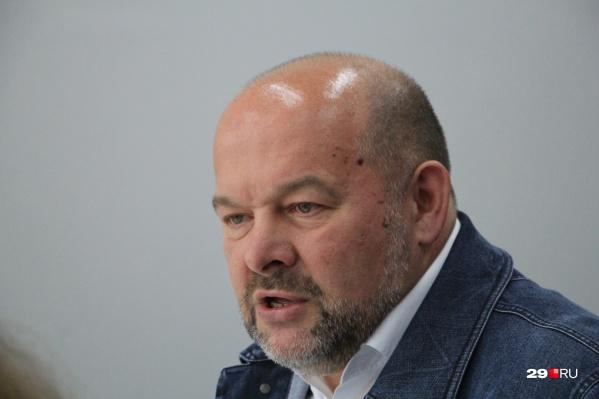 Игорь Орлов «как мужчина очень удовлетворен своей работой»