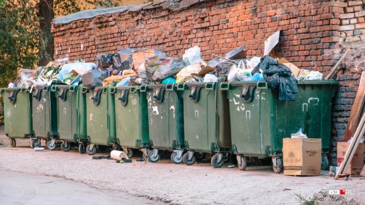 Здесь что-то нечисто: самарцы через суд добиваются отмены мусорных тарифов