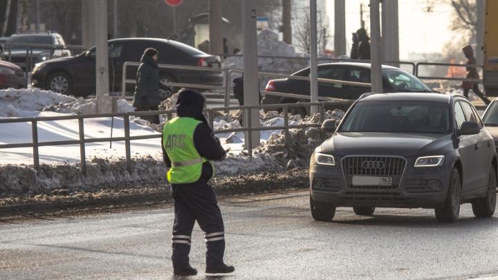 Из-за ремонта теплосетей в Самаре перекроют участок дороги на проспекте Карла Маркса