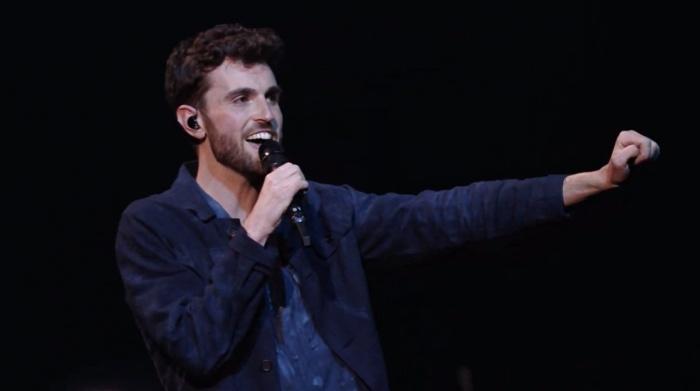 Следующий песенный конкурс пройдет на родине Лоуренса, в Нидерландах