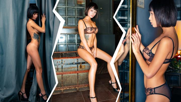 Шлифовщица автобусов из Нижнего Новгорода прошла в четверку самых горячих девушек Playboy