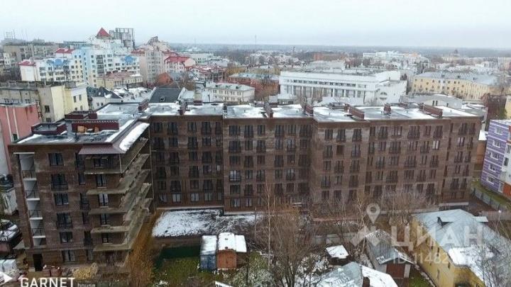 Кухня размером с ещё одну квартиру: в Ярославле нашли самую дорогую однушку
