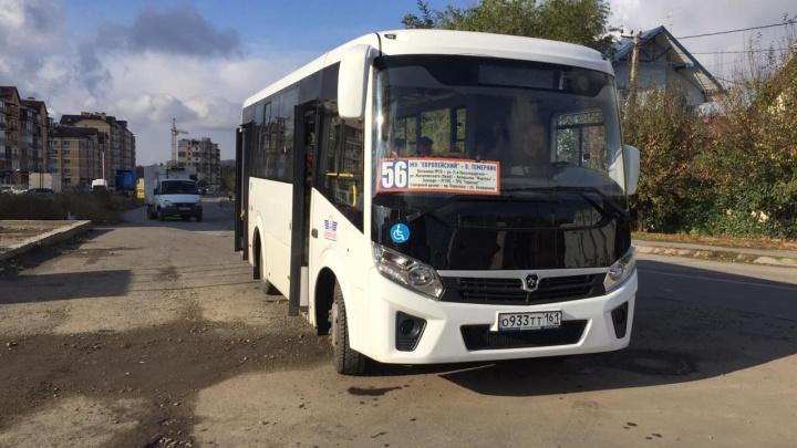 В АТП официально подтвердили, что автобус № 56 больше не будет ходить по улицам Еременко и Ленина
