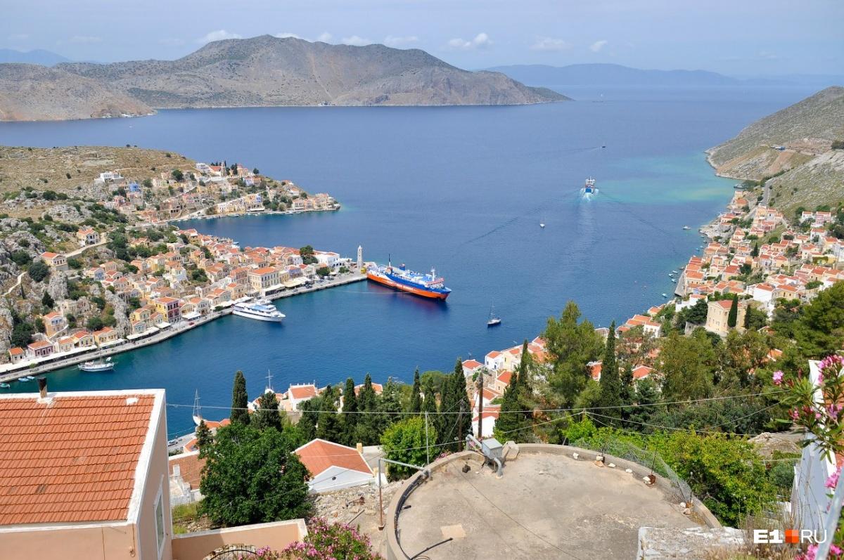 Прекрасные греческие курорты станут более популярными
