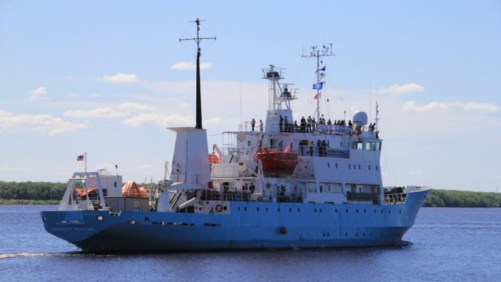 В Арктику — за 420 тысяч рублей: в «Плавучем университете — 2019» приглашают поучаствовать туристов