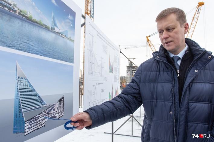 Виталий Передерий верит в архитектурное чудо