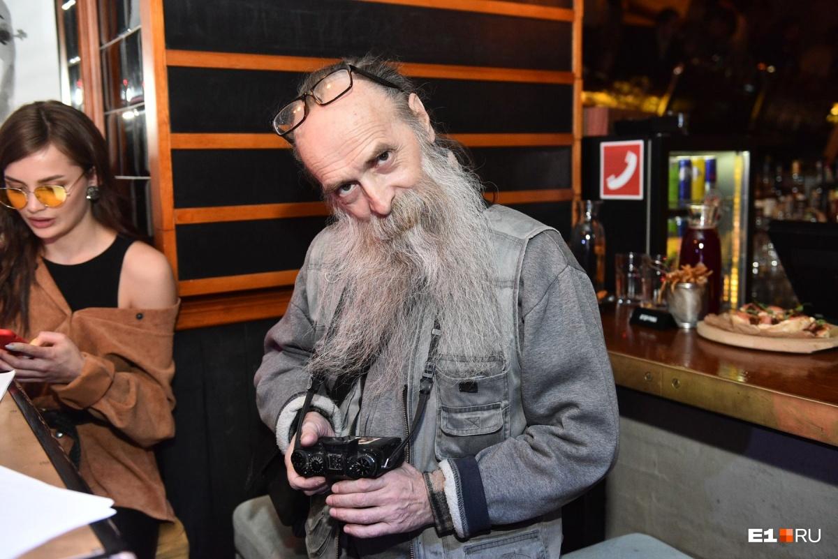А это екатеринбургский фотограф Алексей Рагозин