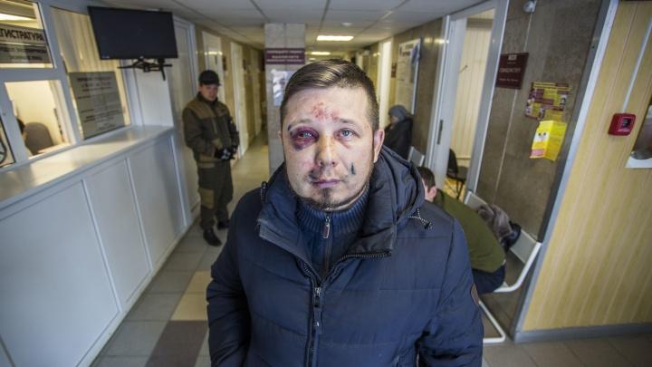Возбуждено уголовное дело по жестокому избиению известного новосибирца