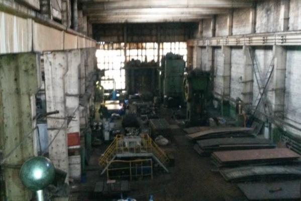 На опытном механическом заводе производят высокотемпературные стройматериалы