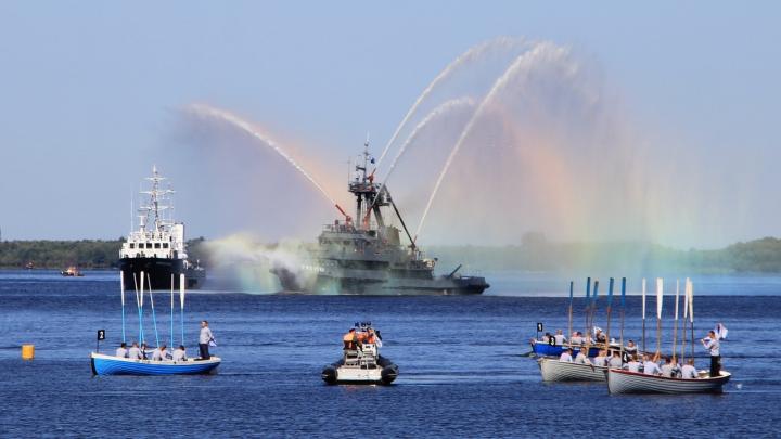 Парад военных кораблей и шлюпочные гонки: знакомимся с праздничной программой Дня ВМФ в Архангельске