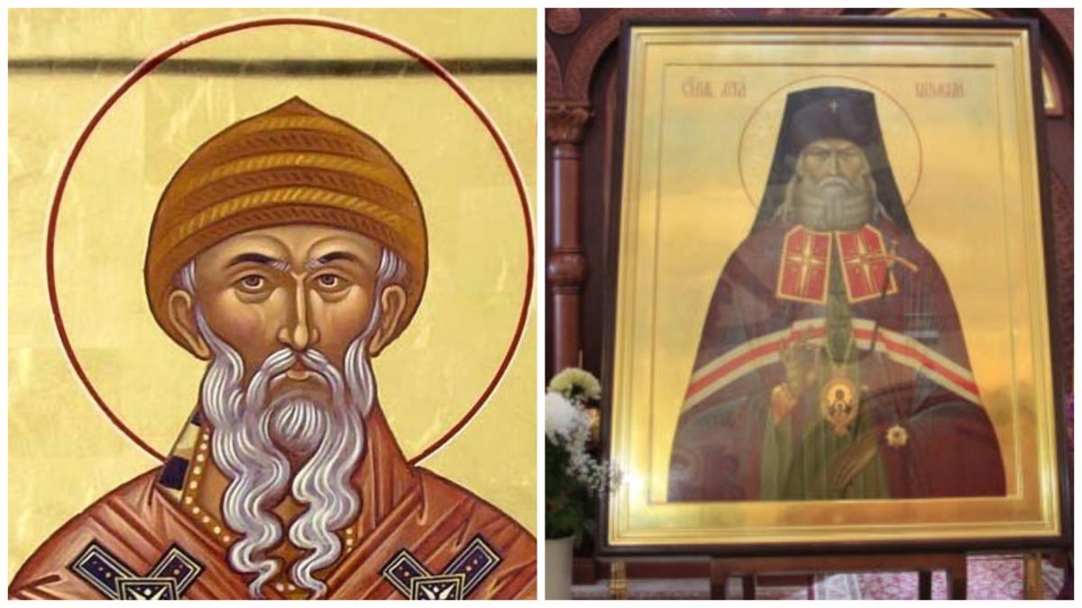Верующие часто ходят за помощью к иконам Спиридона Тримифунтского и Луки Крымского
