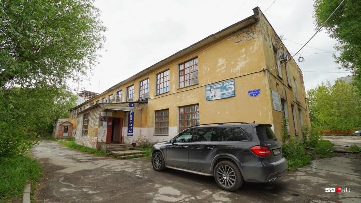 Пермяки выступили против строительства многоэтажки на месте детского сада