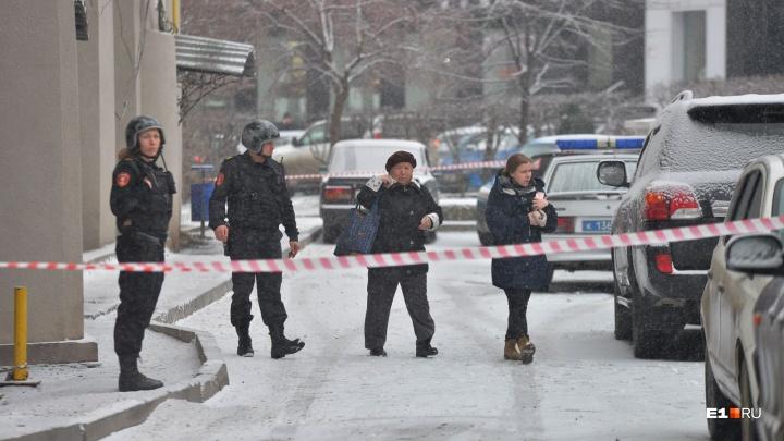 Мечети Екатеринбурга проверяют из-за сообщения о минировании