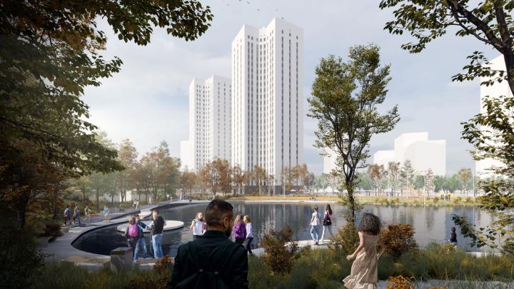 Тюменский застройщик сделал ставку на московских архитекторов