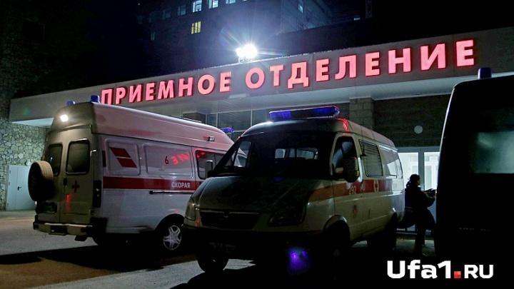 Годовалый малыш, выпавший в Уфе с седьмого этажа, скончался в больнице