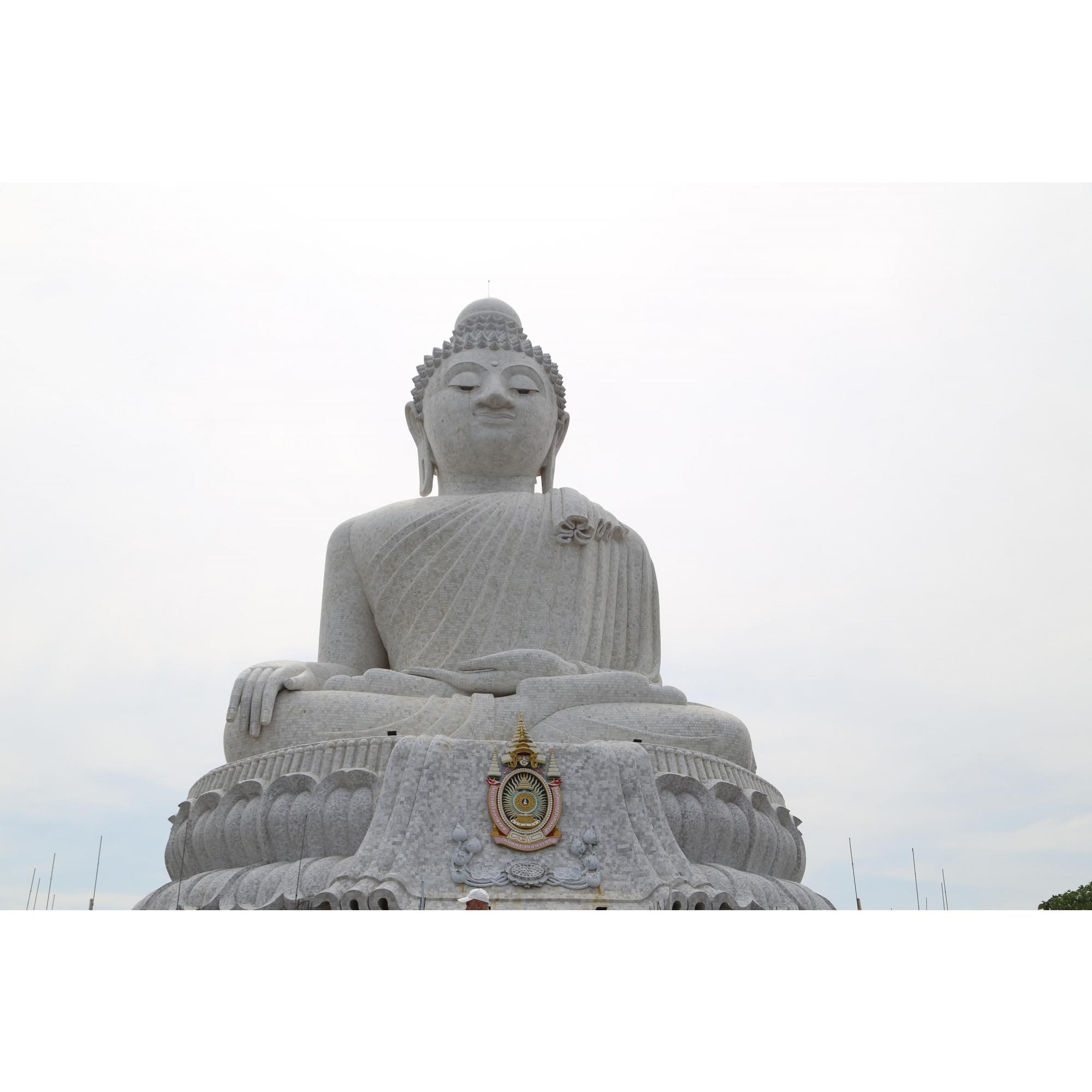 Таиланд привлекает туристов из Новосибирска практически круглый год. На фото — Большой Будда на острове Пхукет