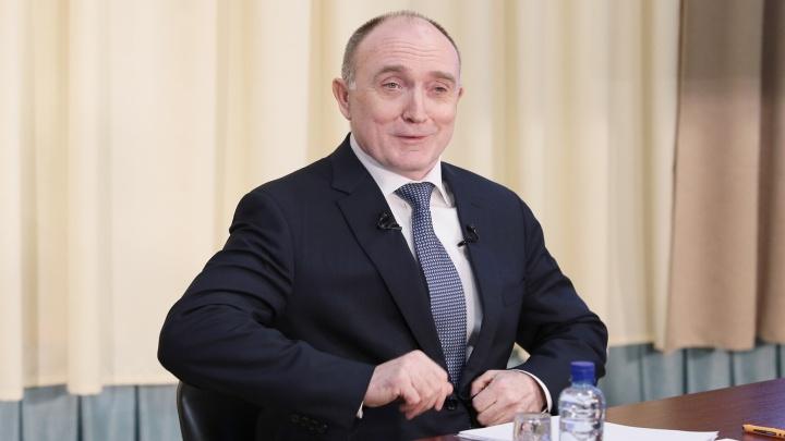 «За большой вклад в развитие региона»: Путин наградил орденом губернатора Челябинской области