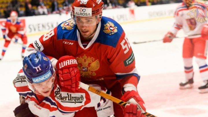 Россияне проиграли чехам на чемпионате мира по хоккею