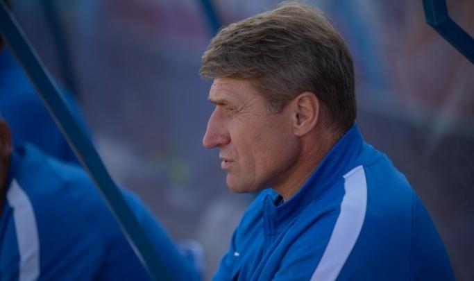 Олег Веретенников официально представлен игрокам «Рубина»
