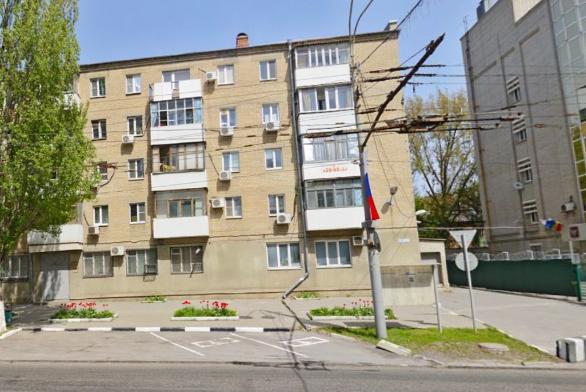 В Ростове на Стачки эвакуировали дом из-за снаряда времен войны
