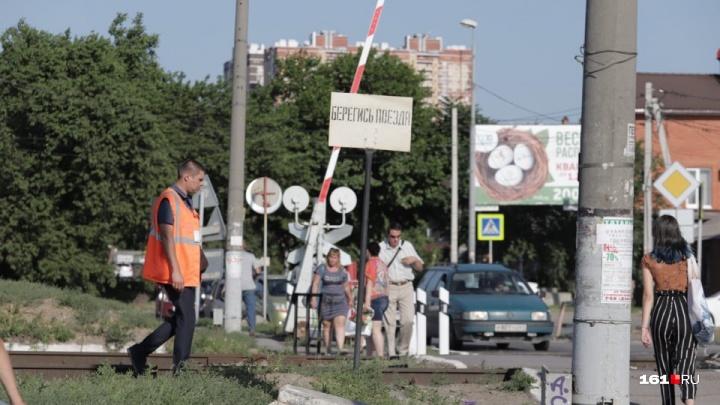 Смерть из-за наушников: мужчина попал под поезд в Ростове