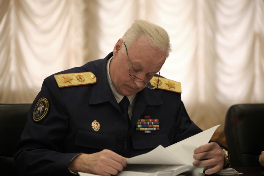 Александр Бастрыкин передал дело о гибели мужчины в центральный аппарат СК