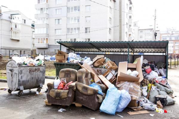За вывоз мусора придётся заплатить каждому члену семьи