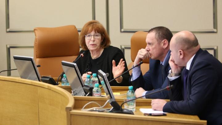 Красноярские депутаты передумали платить себе деньги за заседания