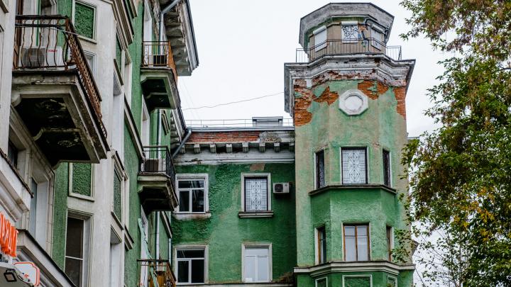 На пермских домах есть красивые башенки. Кто в них жил и кто их делал?