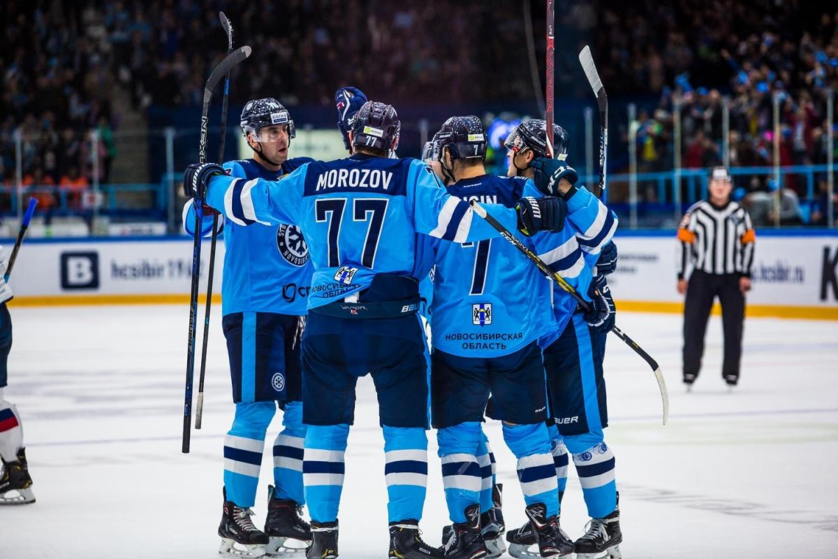 «Сибирь» проиграла 10-й матч подряд состарта сезона иповторила антирекорд КХЛ
