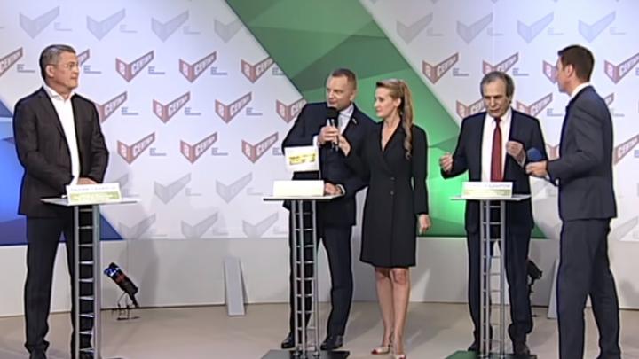 Колумнист UFA1.RU — про «Антидебаты»:«Удачно подчеркивает всю бессмысленность выборов»