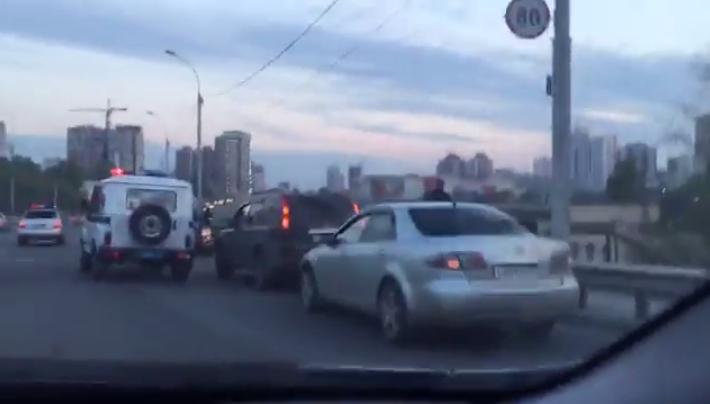 Мотоциклист попал в смертельное ДТП на Ипподромской