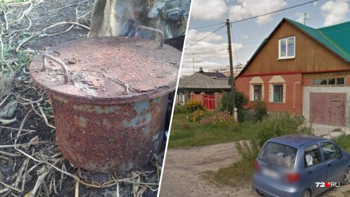 Радиоактивная капсула пролежала в Тюмени 20 лет. Узнали, откуда она взялась и опасна ли