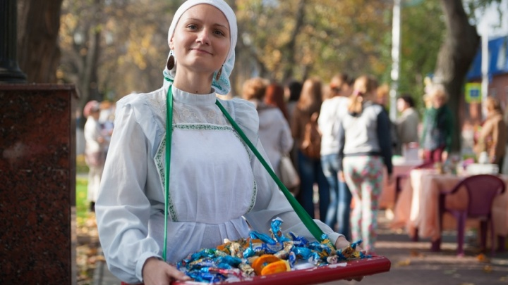 В башкирской столице открывается сезон ярмарок