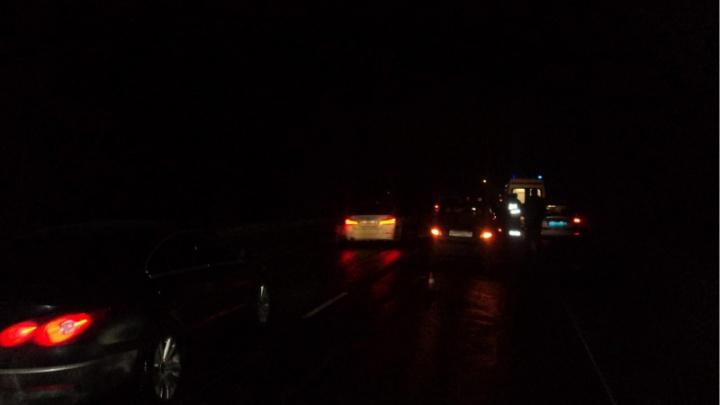 В ДТП на Окружном шоссе погиб мужчина