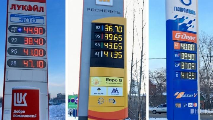 ФАС раскрыла секрет подорожания бензина