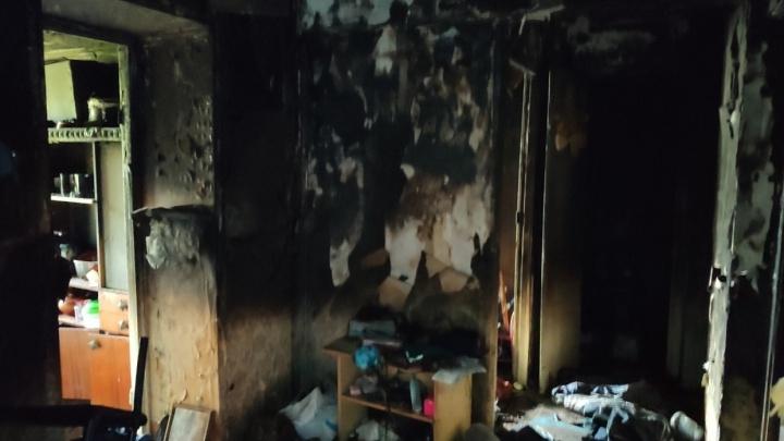 Спасатели определились с причиной пожара с 8 погибшими в Красноярске