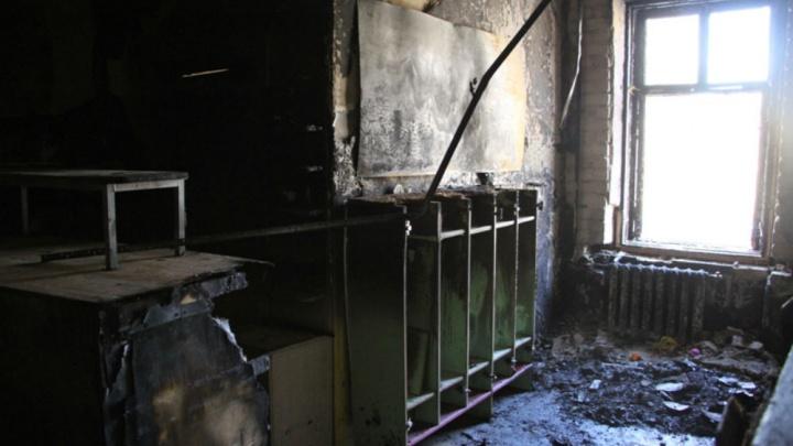 В Рыбинске загорелся детский сад: подробности происшествия