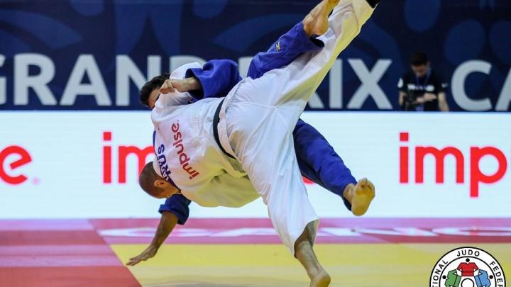 Челябинский дзюдоист взял серебро на элитном турнире в мексиканском Канкуне