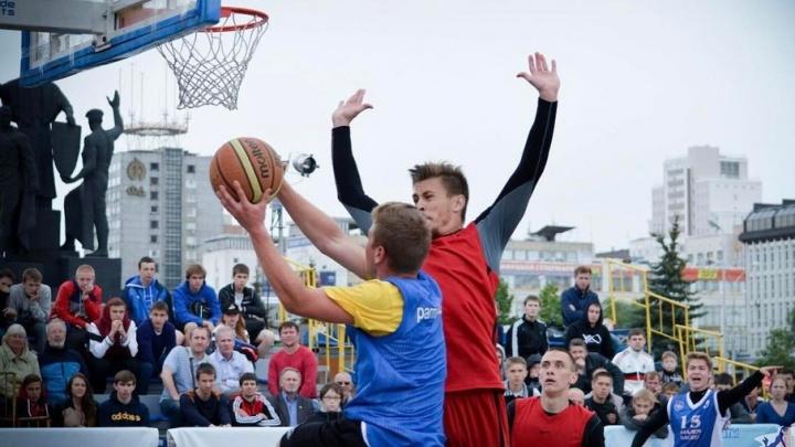 В Перми пройдет стритбольный турнир Red Bull Reign. Как принять в нем участие?