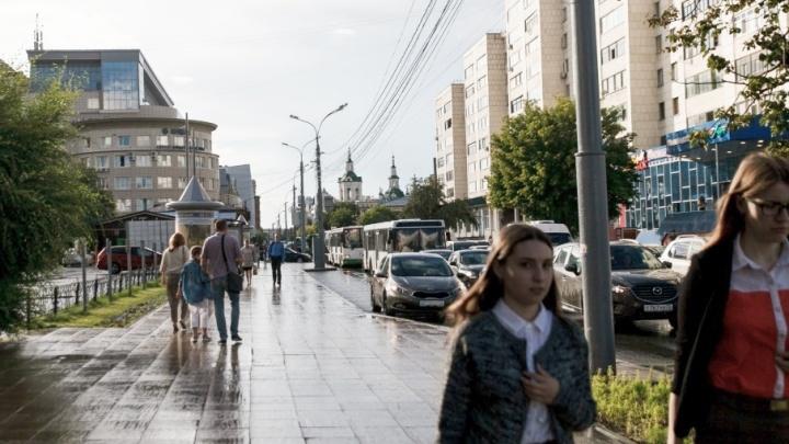 Улицу Ленина перекроют на 1,5 месяца, по Республики сделают двухстороннее движение. Смотрим карту