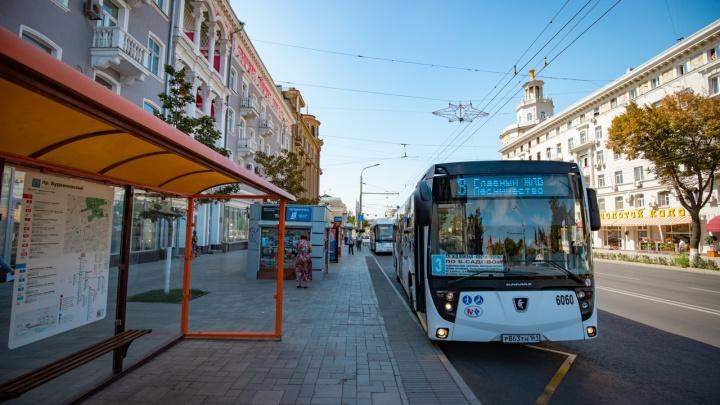 С 14 октября в Ростове начнет курсировать новый электробус